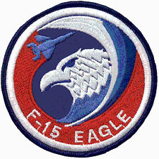 Patch Aviation F15 Eagle armée US army Ecusson Insigne