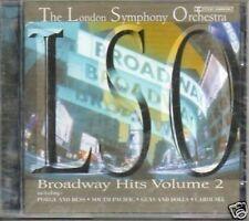 (942E) The London Symphony Orchestra, Broadway... - CD