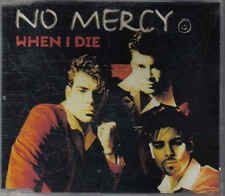 No Mercy-When I die cd maxi single