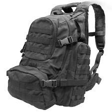 CONDOR MOLLE Modular Nylon Urban Go Pack Backpack Laptop Bag 147-002  BLACK