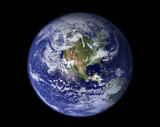Planet Earth Outer Space Universe NASA Solar System 11 x 14 Poster Photo Picture