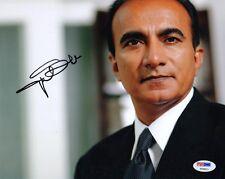Iqbal Theba SIGNED 8x10 Photo Principle Figgins Glee PSA/DNA AUTOGRAPHED