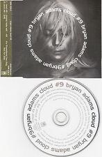 MAXI CD COLLECTOR BRYAN ADAMS CLOUD # 9 2 VERSIONS DE 1999 NEUF