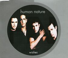 HUMAN NATURE | Wishes | Very good condition | Music CD | Free Shipping
