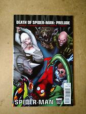 ULTIMATE SPIDER-MAN #153 FIRST PRINT MARVEL COMICS (2011) DEATH OF SPIDER-MAN