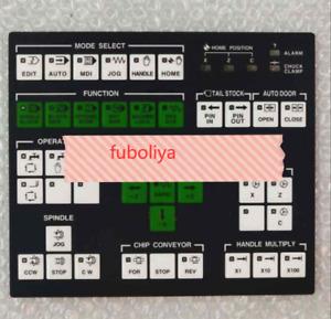 NEW For DOOSAN KB09A1HCJ CNC Lathe Keyboard Membrane F8