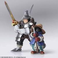 Final Fantasy IX Bring Arts Actionfiguren Vivi Ornitier & Adelbert Steiner