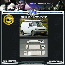 FITS TO VOLKSWAGEN T4 CHROME DOOR HANDLE COVERS 5Y GUARANTEE 1990-2003 OFFER