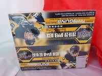 2019-20 Upper Deck Hockey Series 1 Retail Box & Series 2 Blaster Box Break