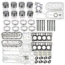 05-07 6.0L Ford Powerstroke Diesel Engine Overhaul Kit Mahle 489-1028 20MM(3530)