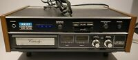 Vintage AKAI 8 Track Stereo Tape Recorder Player Model CR-81D Japan *PARTS*