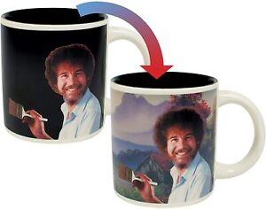 Bob Ross Heat Changing Mug - UPG