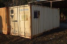 20ft Shipping Container Latrine