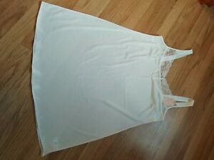 BHS ivory full slip size 18, new with tags