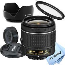 Nikon 18-55mm f/3.5-5.6G AF-P DX NIKKOR Zoom Lens (White Box)