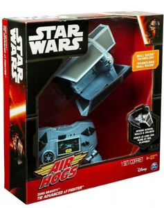 Air Hogs Star Wars Zero Gravity Tie Advanced x1 Fighter Wall Racer RC Vehicle