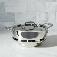 All-Clad ® Stainless Steel 5-Qt. Steamer with Lid