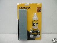 STANLEY CHISEL SHARPENING OILSTONE HONING GUIDE & WHITE OIL 0 16 050