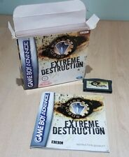 Extreme Destruction  Nintendo Gameboy Advance GBA SP Micro DS Genuine Pal