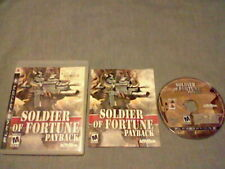 Soldier of Fortune: Payback (Playstation 3 PS3) 100% Complete! Tested!