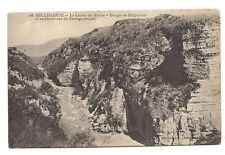 bellegarde  le canon du rhone  gorges de malpertuis   (a0116)
