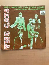 THE CATS-Turn Around And Start Again 45 +PS 1968 Nederbeat