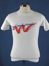 VTG 80`s MR GOODWRENCH T Shirt 50/50 NY Cars Mechanic Racing Fits XSM/SM