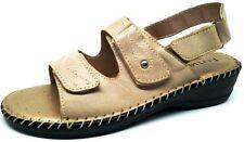 LA COCCINELLA sandali, ciabatte donna LINEA CONFORT art.14102 beige slippers