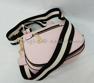 Marc Jacobs M0015467 Gotham Small Nomad Leather Shoulder/Crossbody Bag in Blush