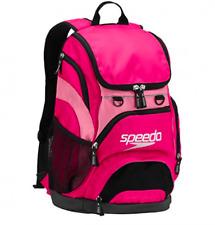 Speedo Teamster Backpack Pink 35L