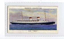 (Jx269-100)Ogdens,Ocean Greyhounds,S.S Rex,1938#49
