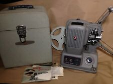 Vintage Elmo Model E-80 - 8 mm Projector with Case - variable Speed