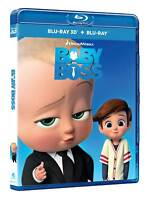 Baby Boss (Blu-Ray 3D+Blu-Ray) UNIVERSAL PICTURES