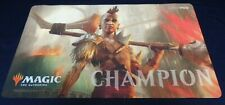 Magic MTG Ravnica Allegiance Domri Champion Playmat