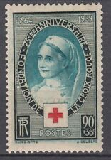 TIMBRE FRANCE NEUF N° 422 * CROIX ROUGE