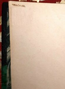 ° ALAIN-FOURNIER Rel. signée TRINKVEL.- Le Grand Meaulnes, 1941
