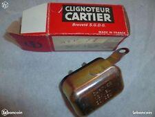 """Clignoteur"""" Cartier """" Citroen HY, 2CV 12 Volts"""