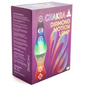 Chakra Diamond Motion Lava Lamp Home Decoration