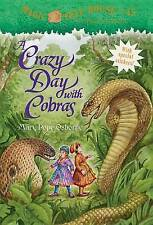 Magic Tree House #45 A Crazy Day With Cobras by Mary Pope Osborne (Paperback, 2012)