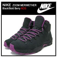 Nike ACG Zoom Meriwether QS Trail black/bold berry uk9.5 9.5 / 9 Nike 472652-006