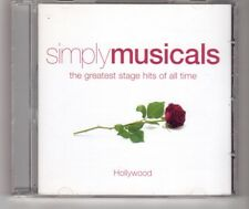 (HM772) Simply Musicals, Greatest Stage Hits of all Time, Disc 3 only - 2004 CD