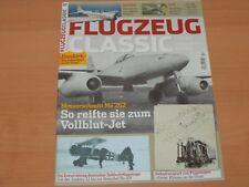 FLUGZEUG CLASSIC Magazin für Luftfahrt, Zeitgeschichte & Oldtimer 10/2017 1A!