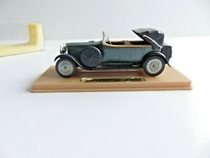 SOLIDO FRANCE REF 145 VOITURE HISPANO SUIZA H6B 1926 - ECH 1/43