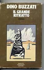 Dino Buzzati # IL GRANDE RITRATTO # Mondadori 1974