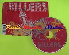 CD Singolo THE KILLERS Smile like you mean it Australia 2004 LIZARD  mc dvd (S6)