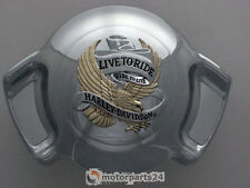 Harley Davidson Live To Ride Gold Hupe Airwing Cover