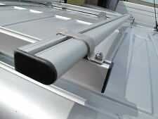 VW CRAFTER - Stainless Steel & Aluminium - Top Quality - ROOF RACK SYSTEM