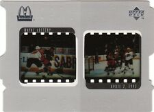 97-98 McDonald's Upper Deck Game Film Wayne Gretzky #1 Rangers 1997/98 SSP