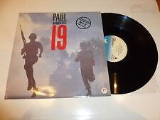 "PAUL HARDCASTLE - 19 - Classic 1985 UK 3-track 12"" vinyl single"