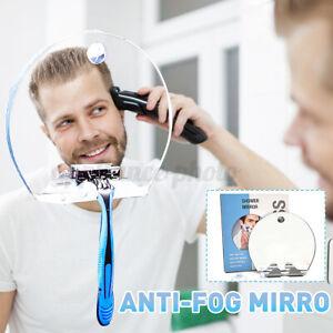 Anti Nebel Badezimmer Dusche Spiegel Rasierer Halter Razor Haken Saugnapf